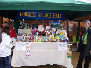New Forest Godshill Hall tombola