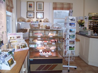 New Forest Station Tea Rooms - Cakes for all