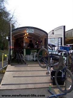 New Forest Country Lanes Bike Hire Brockenhurst
