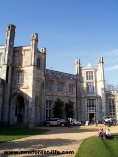 Highcliffe Castle Highcliffe