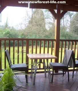 New Forest Hotel TerraVina Terrace