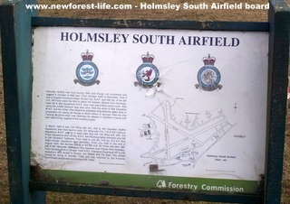 New Forest Holmsley South Airfield