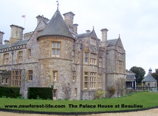 New Forest Palace House Beaulieu