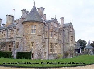 New Forest Palace House Beaulieu