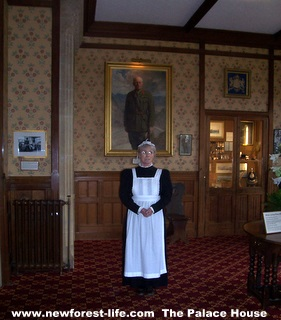 New Forest Palace House Maid
