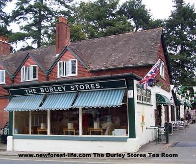 New Forest The Burley Stores
