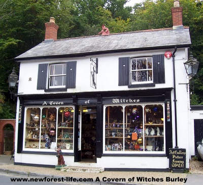 New Forest Burley-A Coven of Witches