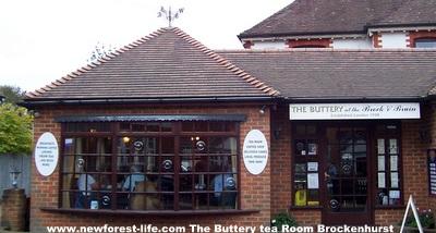 New Forest The Buttery Brockenhurst