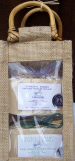 New Forest Cyrils Soap Shed- Goats Milk Soap