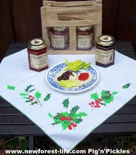 New Forest PigNpickles Gift Box