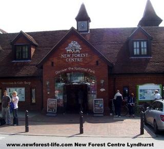 New Forest Visitor Centre Lyndhurst