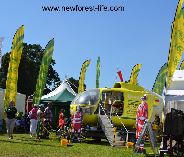 New Forest Show 2012