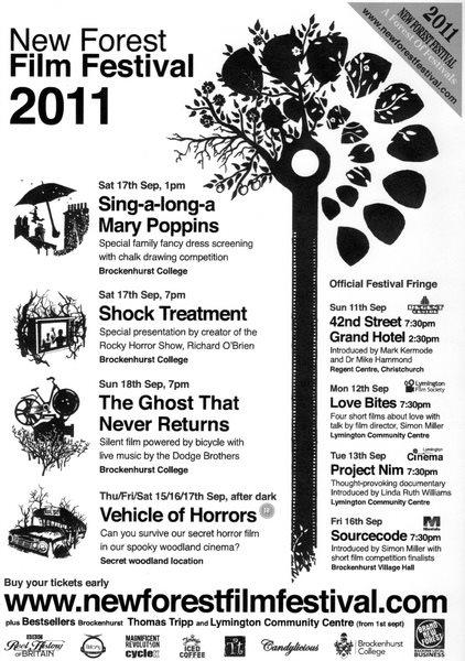 New Forest Film Festival