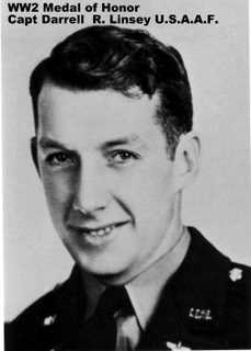 New Forest  WW2 USAAF Airman awarded  Medal of Honour