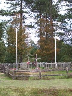 New Forest Canadian War Memorial