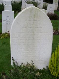 New Forest St Nicholas Church Brockenhurst - N.Z Grave