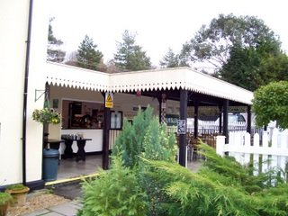 New Forest Station Tearoom-The original building