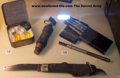 New Forest Beaulieu Secret Agents