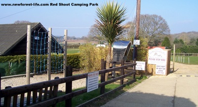 New Forest Red Shoot Playing field