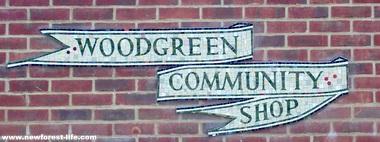 New Forest Woodgreen Community Shop