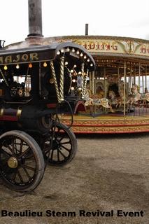 New Forest Beaulieu Steam Rally