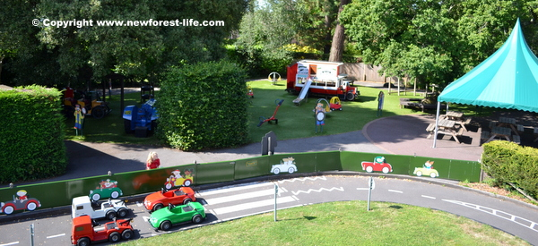 New Forest fun at Beaulieu